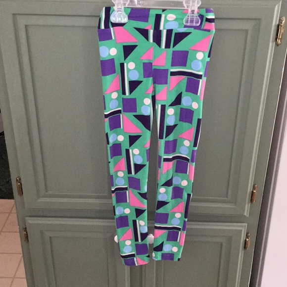 LuLaRoe Other - fun and retro LuLaRoe leggings!!!